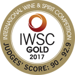 IWSC GOLD 2017